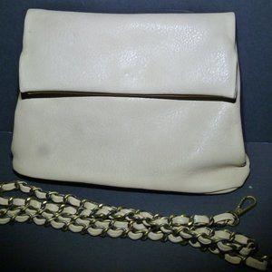 ANTHROPOLOGIE LUCCA Crossbody Bag/purse/clutch BRO